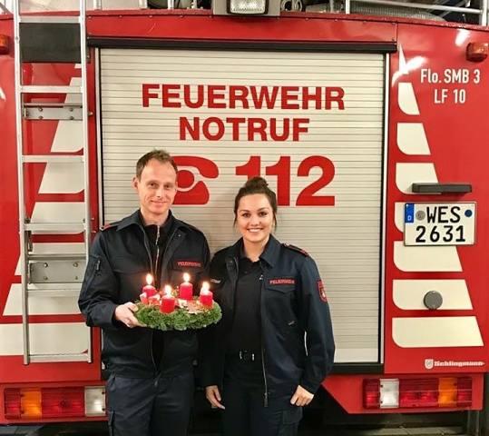 Feuerwehr Schermbeck und Dorsten