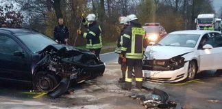 Unfall Maassenstraße Schermbeck