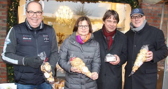 Rotray Club Lippe issel Adventsmarkt Raesfeld