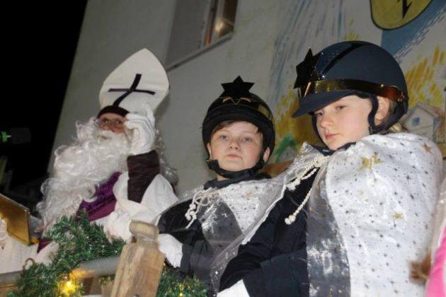 Nikolauszug Gahlen 2019 Heimatverein