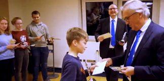 Junge Klassik Schermbeck Preisverleihung
