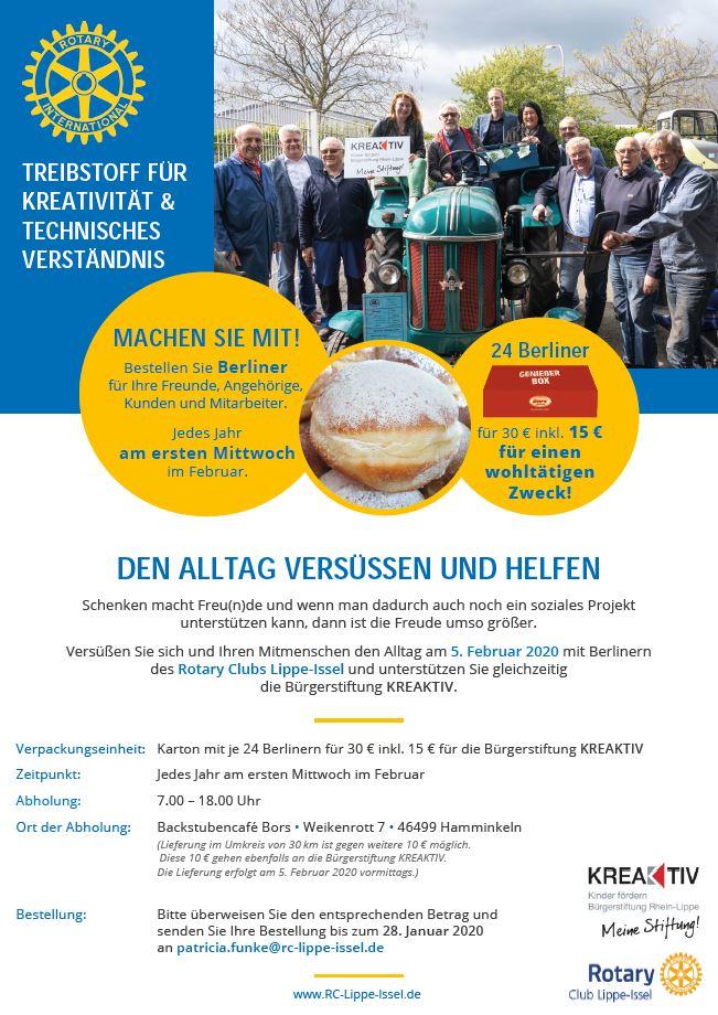 Lippe Issel Rotary Club