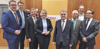 Innenminister Reul beim CDU Neujahrsempfang Schermbeck 2020
