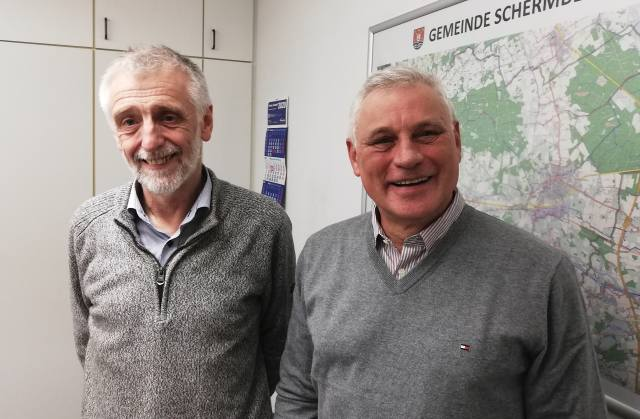 Rainer Gardemann und Groß-Ruiken CDU Schermbeck