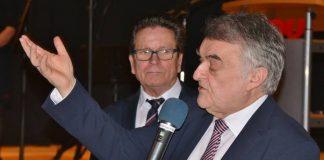 Ulrich Stiemer und Innenminister Reul CDU Schermbeck