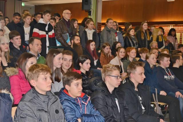Wie geht es weiter Berufsausbildung Volksbank Schermbeck Gesamtschule