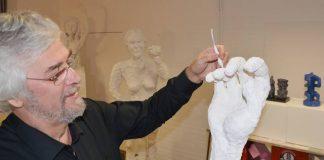Künstler Kastulus Wolf Schermbeck