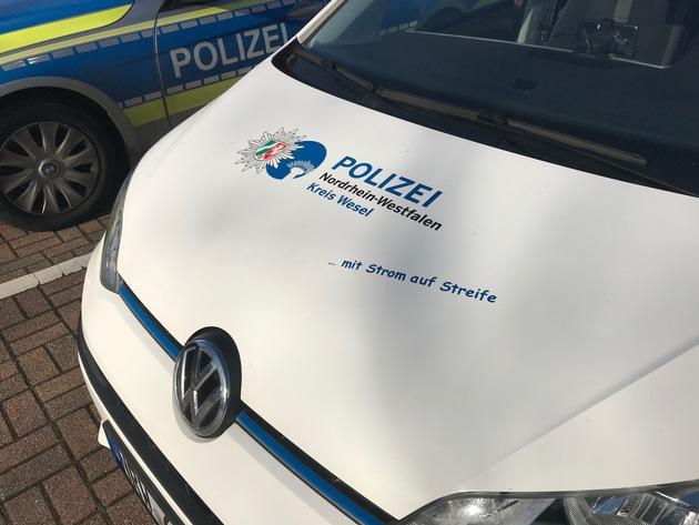E-Up-Polizei
