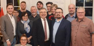 SPD Hünxe kommunalwahl