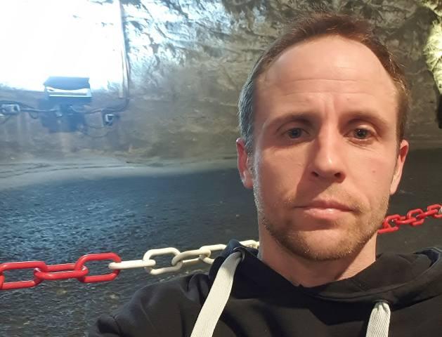 Schermbecker Gerrit Schönwald läuft fünf Stunden Untertage