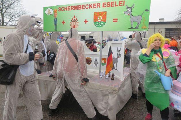 Schlopi-Rennen Schermbeck