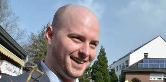 Timo Gätzschmann ist Bürgermeisterkandidat von Die Partei Schermbeck