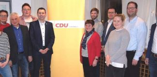 CDU Schermbeck Marc Lindemann