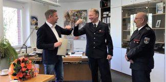 Christoph Loick ist neuer stellvertretender Löschzugführer Schermbeck