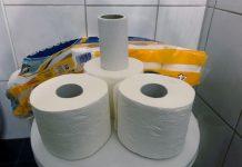 Toilettenpaier in Coronazeiten