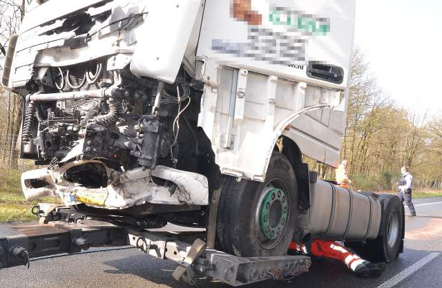 Tödlicher Unfall Montag B224 Raesfeld-Freudenberg