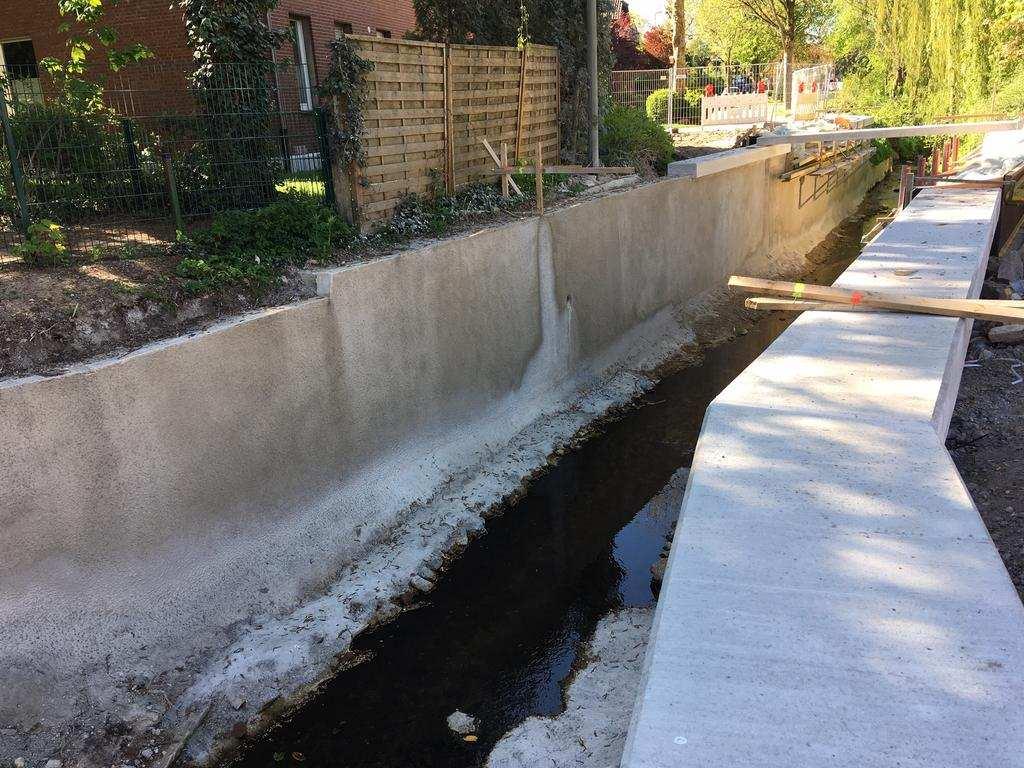 Brücke Schermbeck wird erneuert