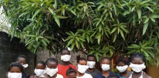 Corona Gagu Zwergenhilfe Sierra Leone