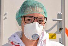 Corona Pandemie Kreis Wesel Schermbeck Maskenpflicht