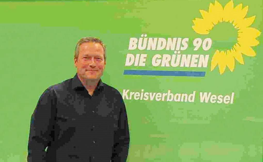 Bürgermeisterkandidat Schermbeck Stefan Steinkühler