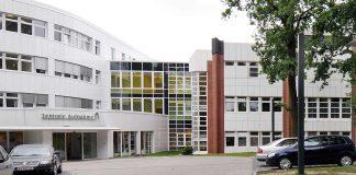 Das Dorstener St. Elisabeth-Krankenhaus bittet um Verzicht auf Besuche. (Fotocredit: Günter Schmidt)