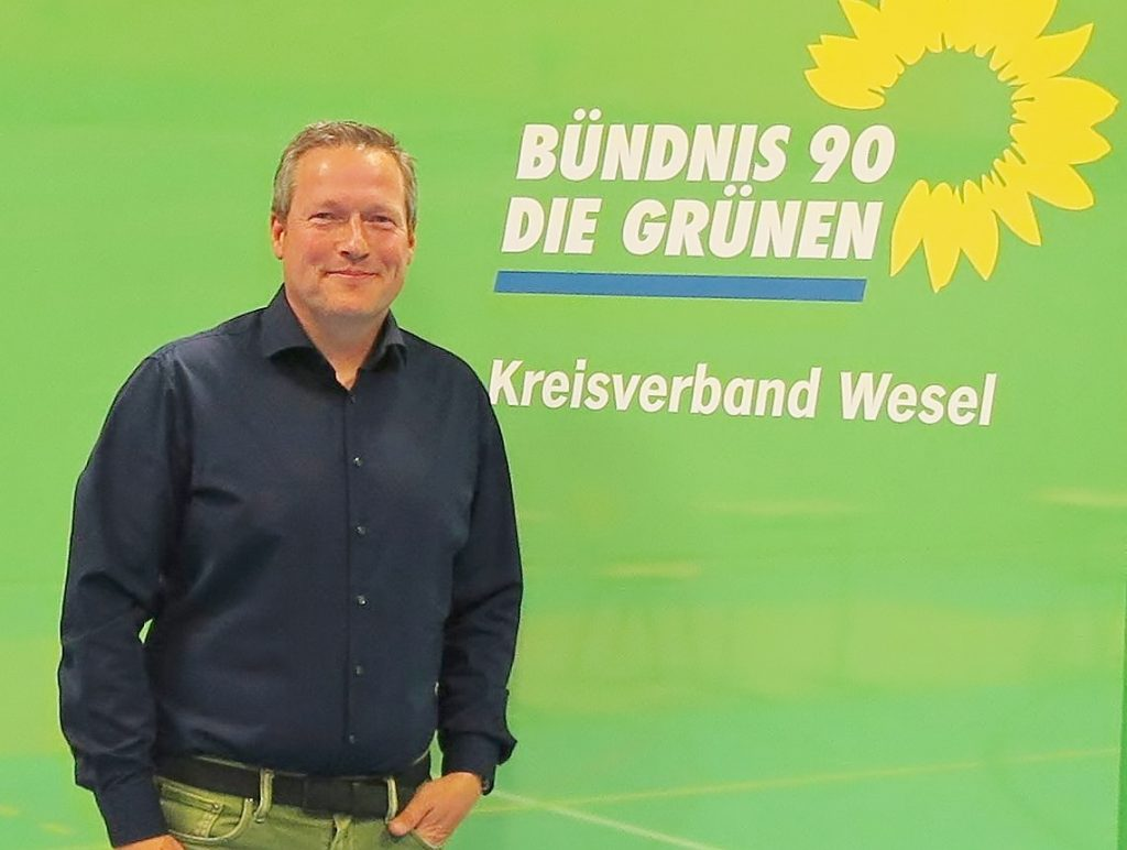 Bürgermeisterkandidat Die Grünen schermbeck