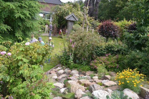 Gartentage 2020 Garten Paus Schermbeck