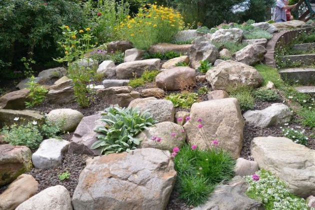 Garten Paus Schermbeck Feldmark