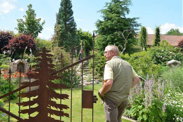 Gartentage Paus in Schermbeck