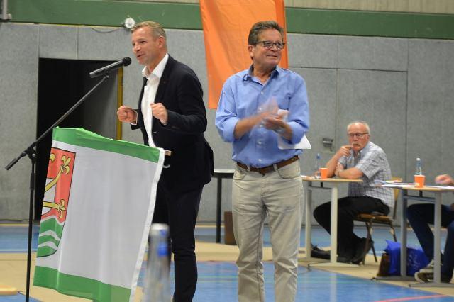 Kommunalwahl Schermbeck 2020 CDU Kandidaten