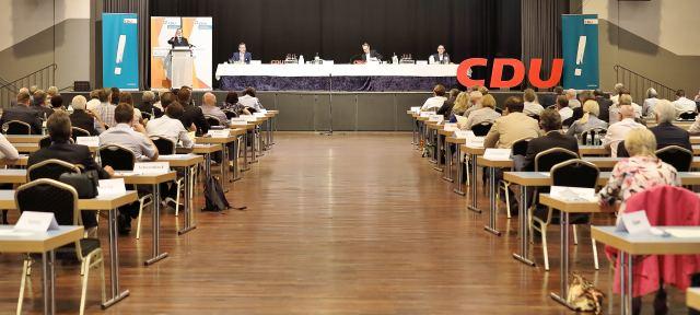 Kreisvertreterversammlung CDU Wesel Schermbeck 2020