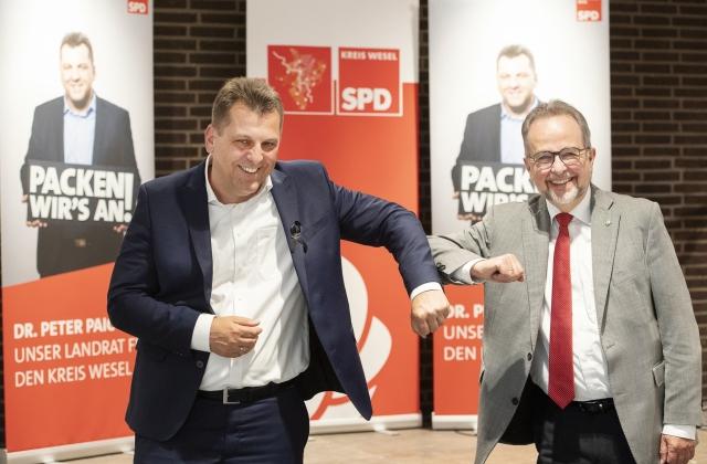 Landratskandidat Kreis Wesel Peter Paic