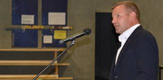 Mike Rexforth Kommunalwahl Schermbeck 2020 CDU