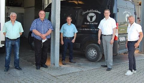 CDU Sommer-Tour 2020 Schermbecker