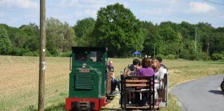 Ferienangebot Feldbahnfreunde Gahlen