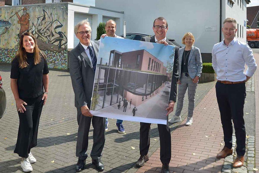 Volksbank-Scherbeck-Architektenteam-Brilo-Baupläne