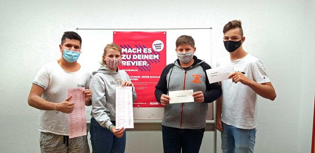 Gesamtschule-Schermbeck--Juniorwahl-2020
