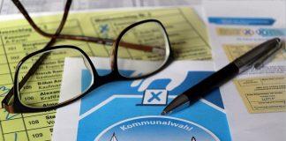 Kommunalwahl 2020 Schermbeck
