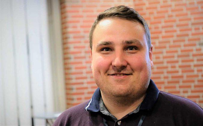 Simon Bremer FDP Schermbeck