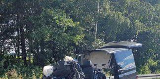 Unfall mit zwei Tote auf der A31 Dorsten