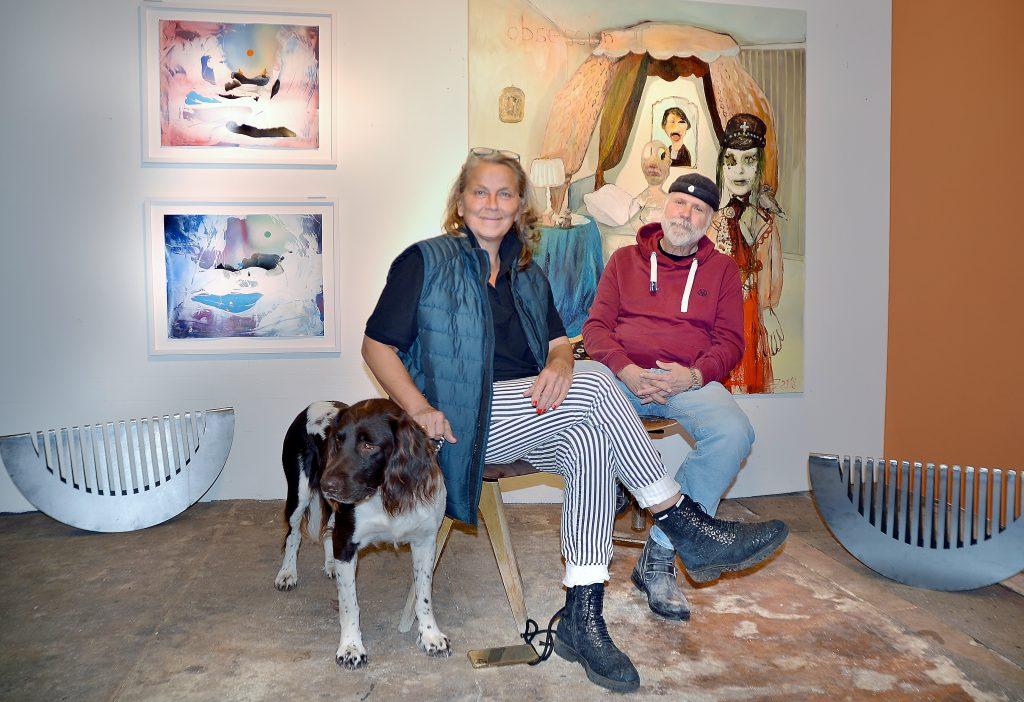 Kunstausstellung artpark Gahlen-Besten
