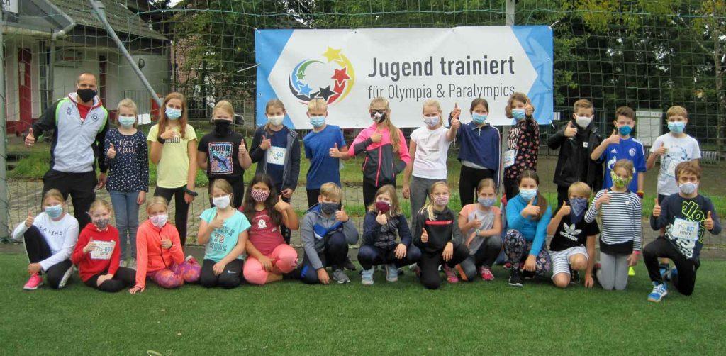 Siegerklasse-5b Gesamtschule Schermbeck