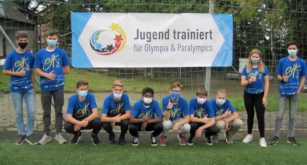 Sporthelfer Gesamtschule Schermbeck