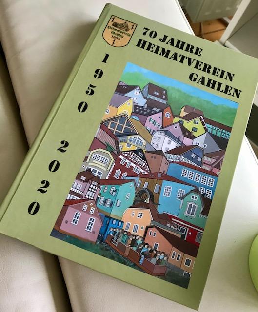 Festschrift Heimatverein Gahlen 70 Jahre