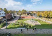 Gesamtschule-Schermbeck-Luftaufnahme