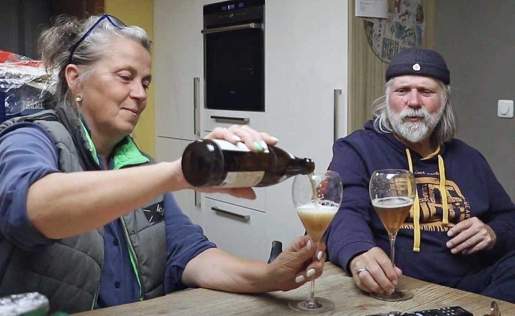 Hella-Sinnhuber und Bernd Dietrich