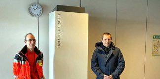 Luftreiniger-Impfzentrum-Wesel
