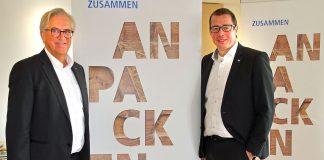 Rainer-Schwarz-und-Norbert-Scholtholt-Volksbank-Schermbeck
