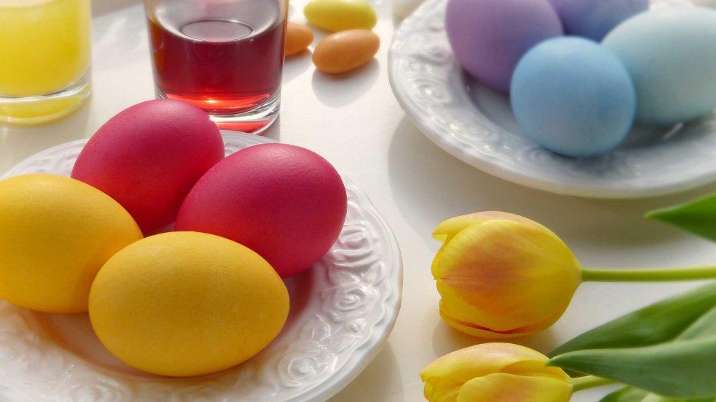 Was wäre Ostern ohne Ostereier