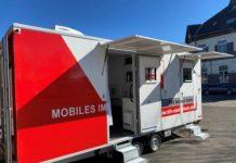 mobiles Testzentrum Kreis Wesel